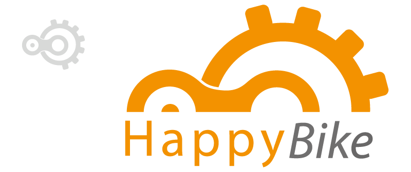 Logo de Happy Bike