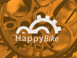 Miniatura Happy Bike